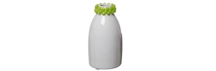 Vase Hellgrün