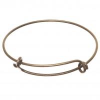 Armreif, Durchmesser 64 mm, bronzefarben