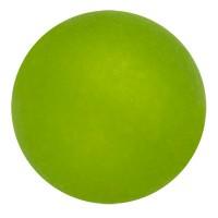 Polarisperle, rund, ca. 14 mm, grün