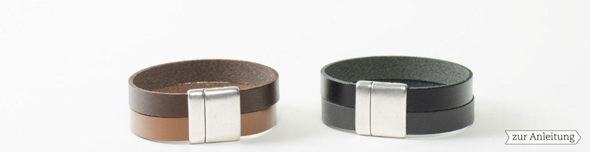 Verschlüsse und Endkappen für 10 mm Breite Bänder