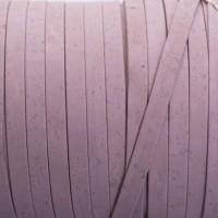 Korkband, flach, Breite 10 mm, Länge 1 m, rosa