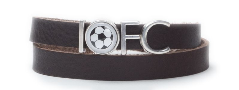 Wickelarmband Fußball 1.FC Braun
