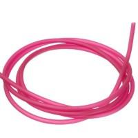 PVC-Schlauch Durchmesser 2,5 mm, himbeer, Länge 1 m