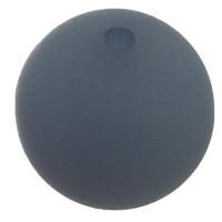 Polaris-Perle, 6 mm, rund, petrol