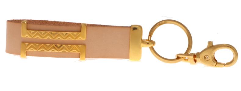 Taschenanhänger Geometrisch
