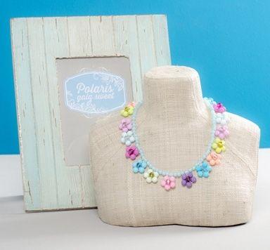 Süße Blumenketten mit Polaris gala sweet