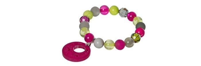Armband Ornament Himbeer