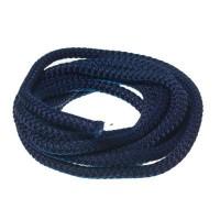 Segelseil / Kordel, Durchmesser 5 mm, Länge 1 m, dunkelblau