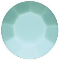 Preciosa Chaton Maxima SS39 (ca. 8 mm), turquoise U (Unfoiled)