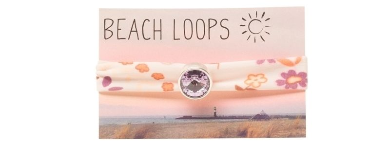 Beach Loop Rivoli Amethyst