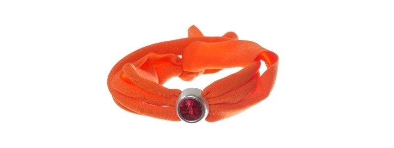 Lycra-Armband Padparadscha