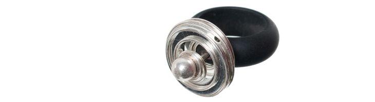 PGS35 Silber-Spirale