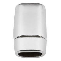 Magnetverschluss für 2 x Segelseil mit 5mm Durchmesser, versilbert