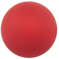 Polarisperle, rund, ca. 14 mm, rot