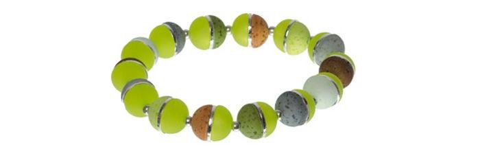 Armband Süßes Grün