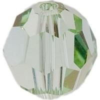 Swarovski Elements, rund, 8 mm, chrysolite