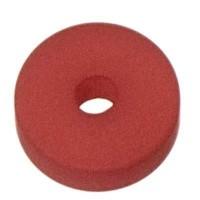 Polaris Spacer Scheibe 8 mm, rot