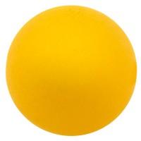 Polarisperle, rund, ca. 8 mm, sonnengelb