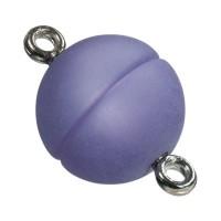 Polaris-Verschluss matt, 14 mm, violett