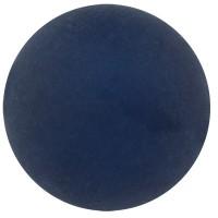 Polarisperle, rund, ca. 14 mm, dunkelblau.
