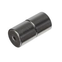 Micro-Magnetverschluss, 12 x 6 mm, silberfarben