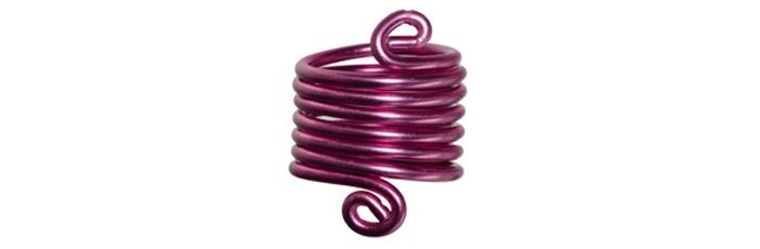 Spiral-Ring Fuchsia