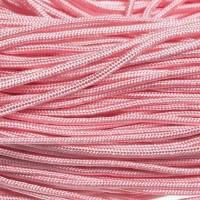 Segelseil, Durchmesser 2 mm, 10 Meter, rosa
