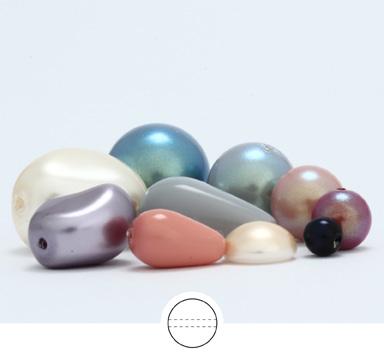 Preciosa Nacre Pearls