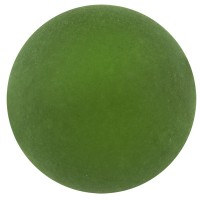Polarisperle, rund, ca.10 mm, dunkelgrün