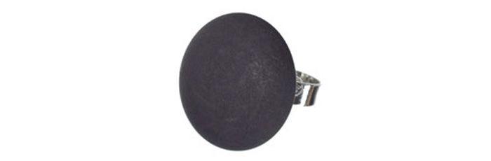Ring Großes Schwarz