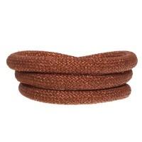 Segelseil / Kordel, Durchmesser 10 mm, Länge 1 m, kupferfarben