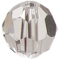 Swarovski Elements, rund, 8 mm, crystal