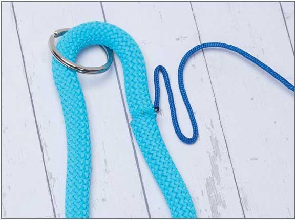 DIY-Anleitung zum Schlüsselanhänger selber machen