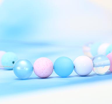 Polaris Perlen und Anhänger & Polarisperlen