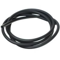 PVC-Schlauch Durchmesser 4 mm,  schwarz