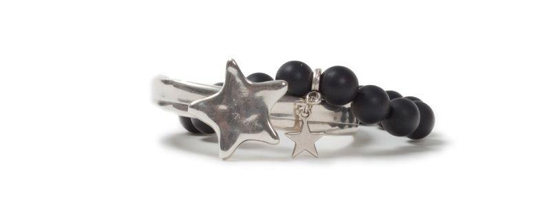 Pin Armreifen Stern & Polaris