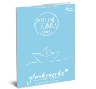 Online Magazin Glückswerke 13 Maritime Schmuckideen