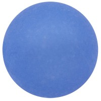 Polarisperle, rund, ca. 8 mm, capri blue