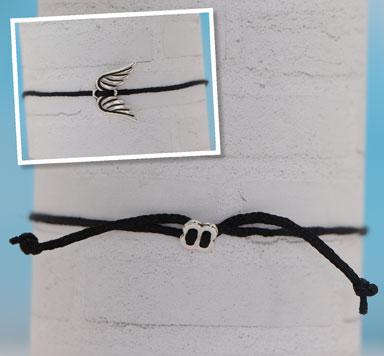 Armband mit Schiebeverschluss aus Metall machen einfach