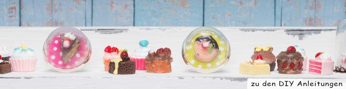 Miniatur Essen und andere Figuren