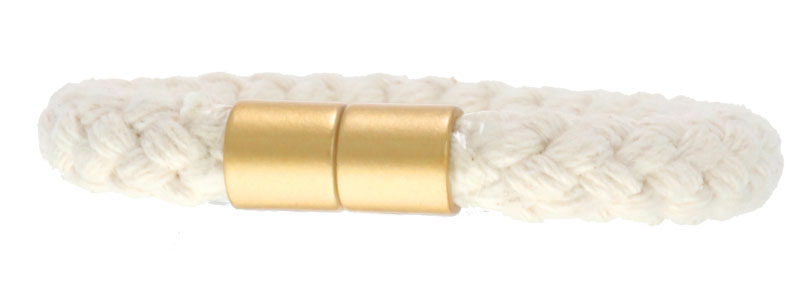 Segeltau Armband Magnetverschluss Röhre