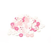 Katsuki Mix, 6mm, Pink candy, ca. 100 Stück