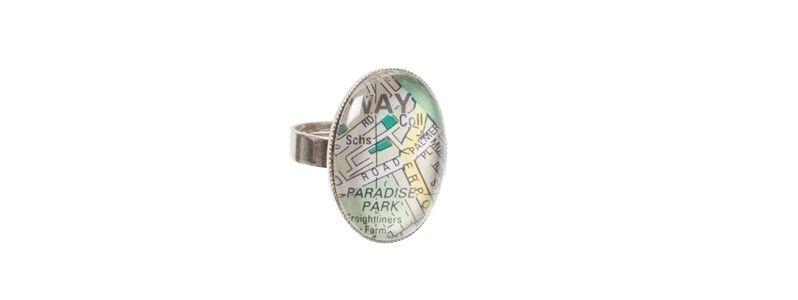 Landkartenring Paradise Park
