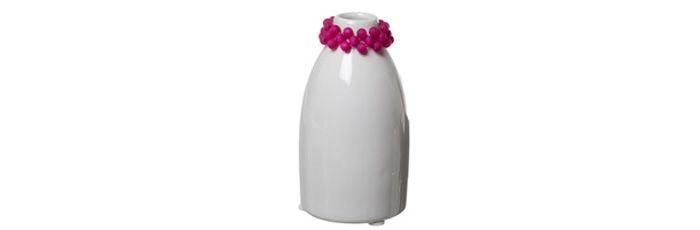 Vase Polaris Himbeer