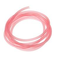 PVC-Schlauch Durchmesser 2,5 mm, rose, Länge 1 m