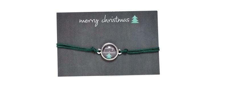 Armband Merry Christmas II