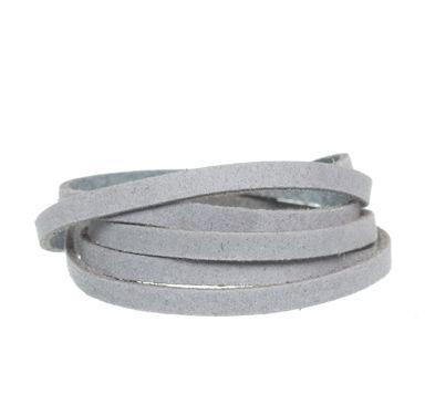 Breites Craft Lederband 5 x 1,5 mm