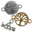 Neue Metallelemente für Armbänder
