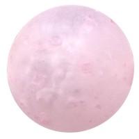 Polarisperle sweet, rund, ca.14 mm, pastellrosa