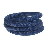 Segelseil / Kordel, Durchmesser 10 mm, Länge 1 m, dunkelblau